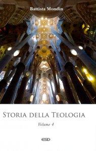 Copertina di 'Storia della teologia vol. 4'