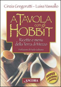 Copertina di 'A tavola con gli hobbit'