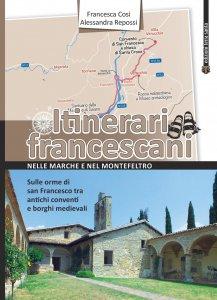 Copertina di 'Itinerari francescani'