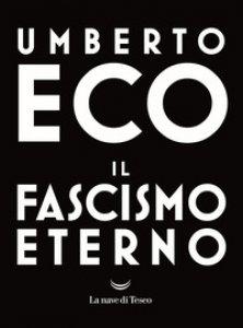 Copertina di 'Il fascismo eterno'