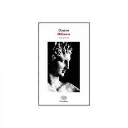 Copertina di 'Odissea. Testo greco a fronte'