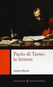 Copertina di 'Paolo di Tarso: le lettere'
