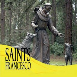 Copertina di 'Saints. Francesco'