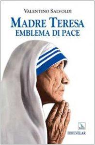 Copertina di 'Madre Teresa emblema di pace'