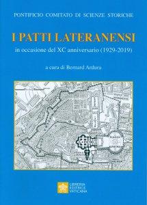 Copertina di 'I Patti Lateranensi in occasione del XC Anniversario (1929-2019)'