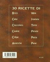 Trenta ricette di cioccolato