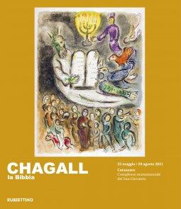 Copertina di 'Chagall. La Bibbia'