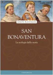 Copertina di 'San Bonaventura. La teologia della storia'
