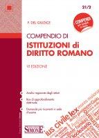 Compendio di Isitituzioni di Diritto Romano - Federico del Giudice