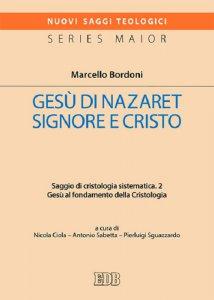 Copertina di 'Saggio di cristologia sistematica. 2'