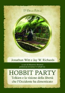 Copertina di 'Hobbit Party'