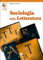 Sociologia della letteratura - Cimini Mario