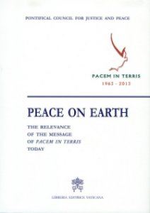 Copertina di 'Peace on Earth'
