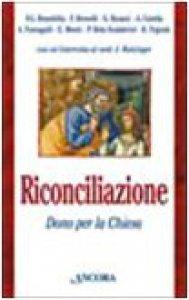 Copertina di 'Riconciliazione dono per la Chiesa'