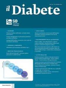 Copertina di 'Il diabete (2017)'