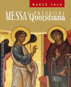 Copertina di 'Messa e preghiera quotidiana (2019)'