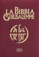 La Bibbia di Gerusalemme per i giovani (copertina cartonata similpelle)