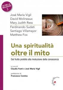 Copertina di 'Una Spiritualità oltre il mito'