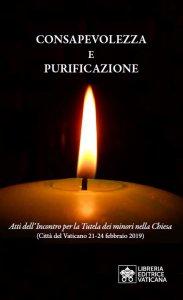 Copertina di 'Consapevolezza e purificazione'