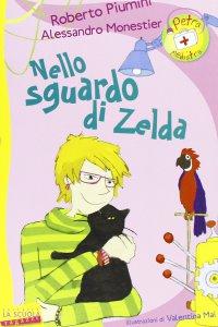 Copertina di 'Nello sguardo di Zelda.'