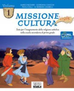 Copertina di 'Missione cultura light'