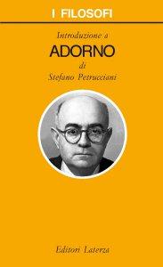 Copertina di 'Introduzione a Adorno'