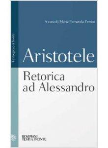 Copertina di 'Retorica ad Alessandro'