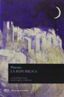 La Repubblica. Testo greco a fronte - Platone