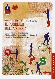 Copertina di 'Il pubblico della poesia'
