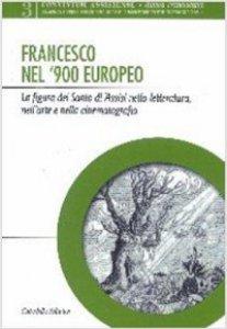 Copertina di 'Francesco nel '900 europeo'