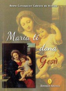 Copertina di 'Maria ti dona Gesù'
