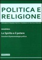 Politica e religione 2010-2011