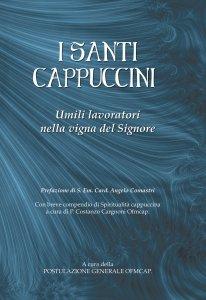 Copertina di 'I santi cappuccini'