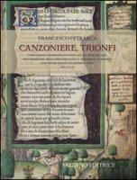Canzoniere, Trionfi. Commentario all'edizione in fac-simile. Ediz. a colori - Petrarca Francesco