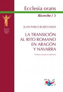 Copertina di 'La transición al Rito romano en Aragón y Navarra'