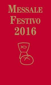 Copertina di 'Messale festivo 2016'