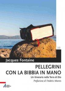 Copertina di 'Pellegrini con la Bibbia in mano'