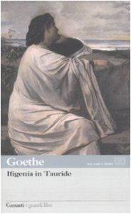 Copertina di 'Ifigenia in Tauride. Testo tedesco a fronte'