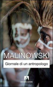 Copertina di 'Giornale di un antropologo'