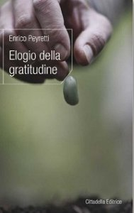 Copertina di 'Elogio della gratitudine'