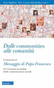 Copertina di 'Dalle communities alle comunità'