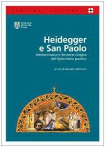Copertina di 'Heidegger e San Paolo'