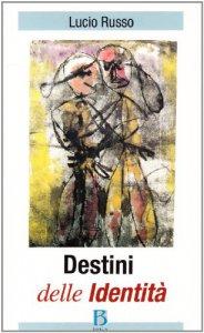 Copertina di 'Destini delle identità'