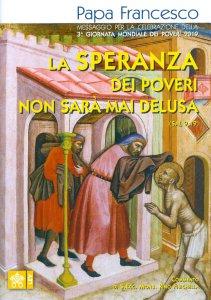 Copertina di 'La Speranza dei poveri non sarà mai delusa (Sal 9,19)'