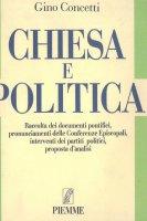 Chiesa e politica - Gino Concetti