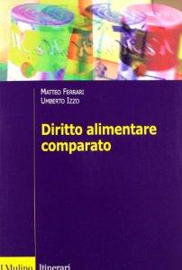 Copertina di 'Diritto alimentare comparato'