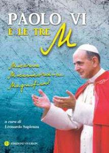 Copertina di 'Paolo VI e le tre M'