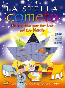 Copertina di 'La stella cometa'