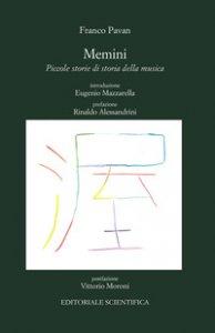 Copertina di 'Memini. Piccole storie di storia delle musica'