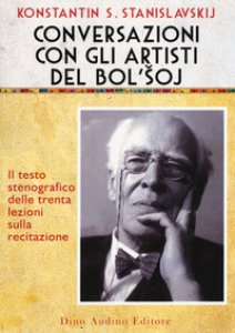 Copertina di 'Conversazioni con gli artisti del Bol'soj'
